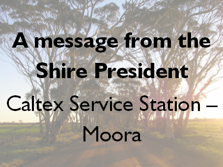 Press Release Caltex Service Station – Moora