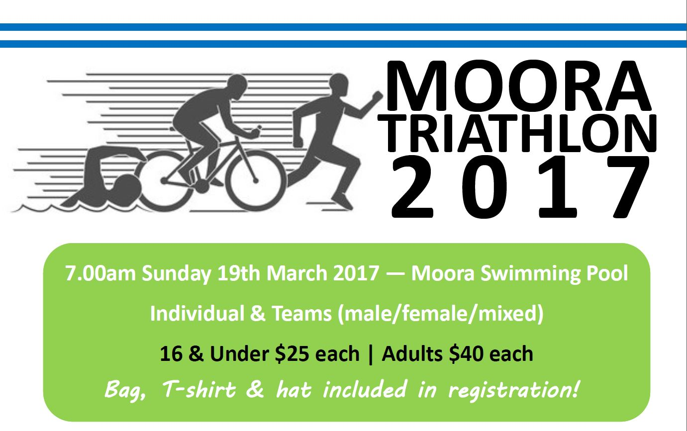 2017 Moora Triathlon